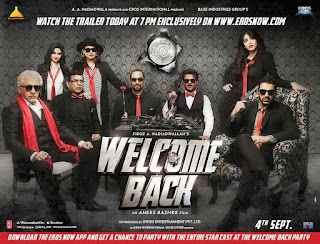 Welcome Back 2015 Hd Full Movie Free Torrent Download