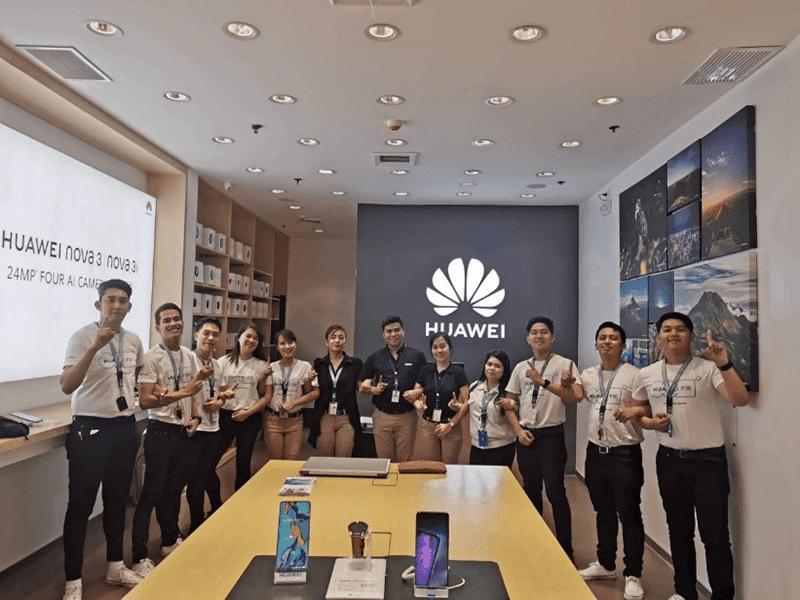 Huawei MOA
