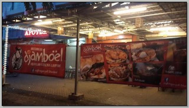 "Tempat Makan di Nginden Surabaya: ""Angkringan Pak Djamboel"" yang Menarik"