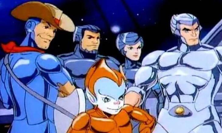 Los Halcones Galácticos tendrán nueva serie animada