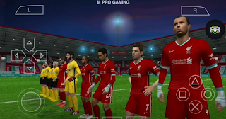 Download PES 2021 PPSSPP Android Offline