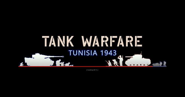 TANK WARFARE TUNISIA 1943-RELOADED