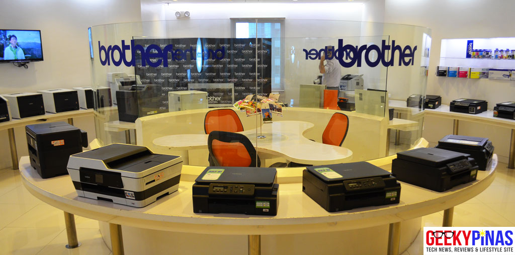 Brother Philippines Office Showroom