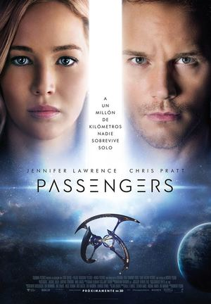 Poster Passengers 2016