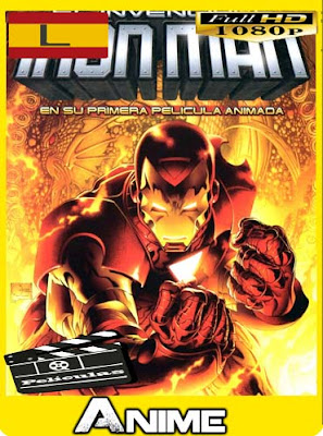 El invencible Iron Man (2007) HD [1080P] latino [GoogleDrive-Mega]nestorHD