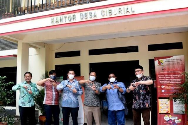 Komisi I DPRD Jabar Apresiasi BUMDes Desa Ciburial Kabupaten Bandung