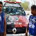 Policiais do 14º BPM capturam dois foragidos da justiça na cidade de Sousa