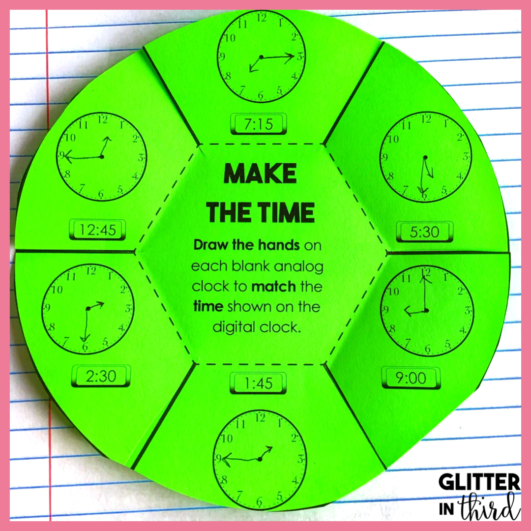 small resolution of A Guide to Master 3rd Grade Common Core Math - Glitter in Third
