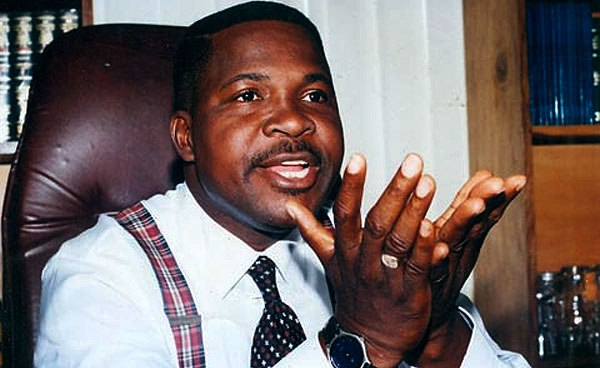 Human rights lawyer Mike Ozekhome in trouble