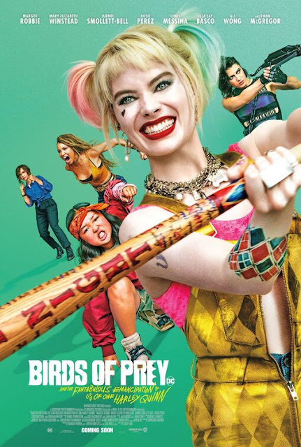 Birds of Prey (2020) Hindi (ORG) Dual Audio 720p HDRip [1.1GB]