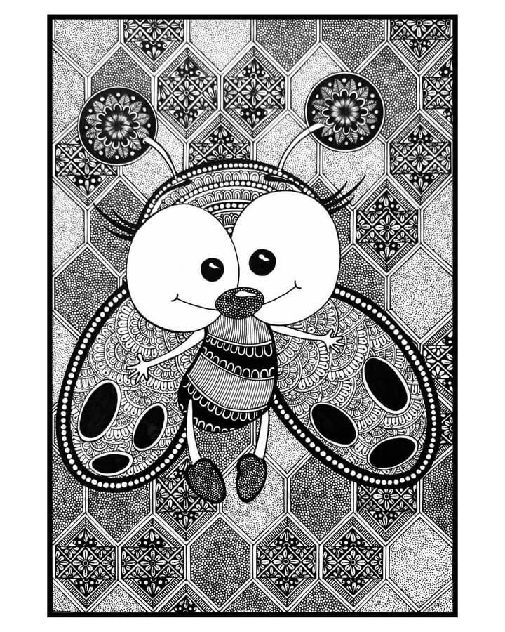 03-The-cute-little-honey-bee-Devika-www-designstack-co