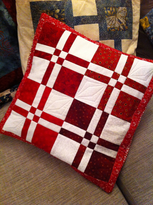 Disappearing 4 Patch Quilt Block Tutorial