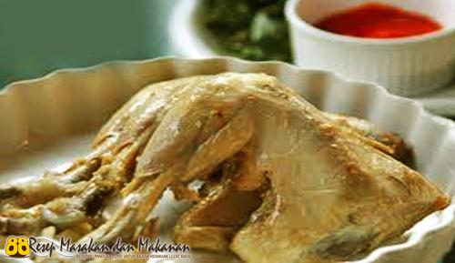 Resep Ayam Pop Praktis Sederhana