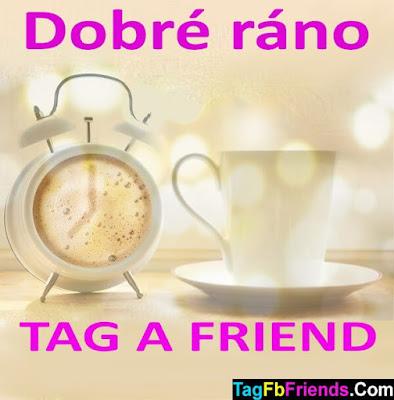 Good morning in Czech language