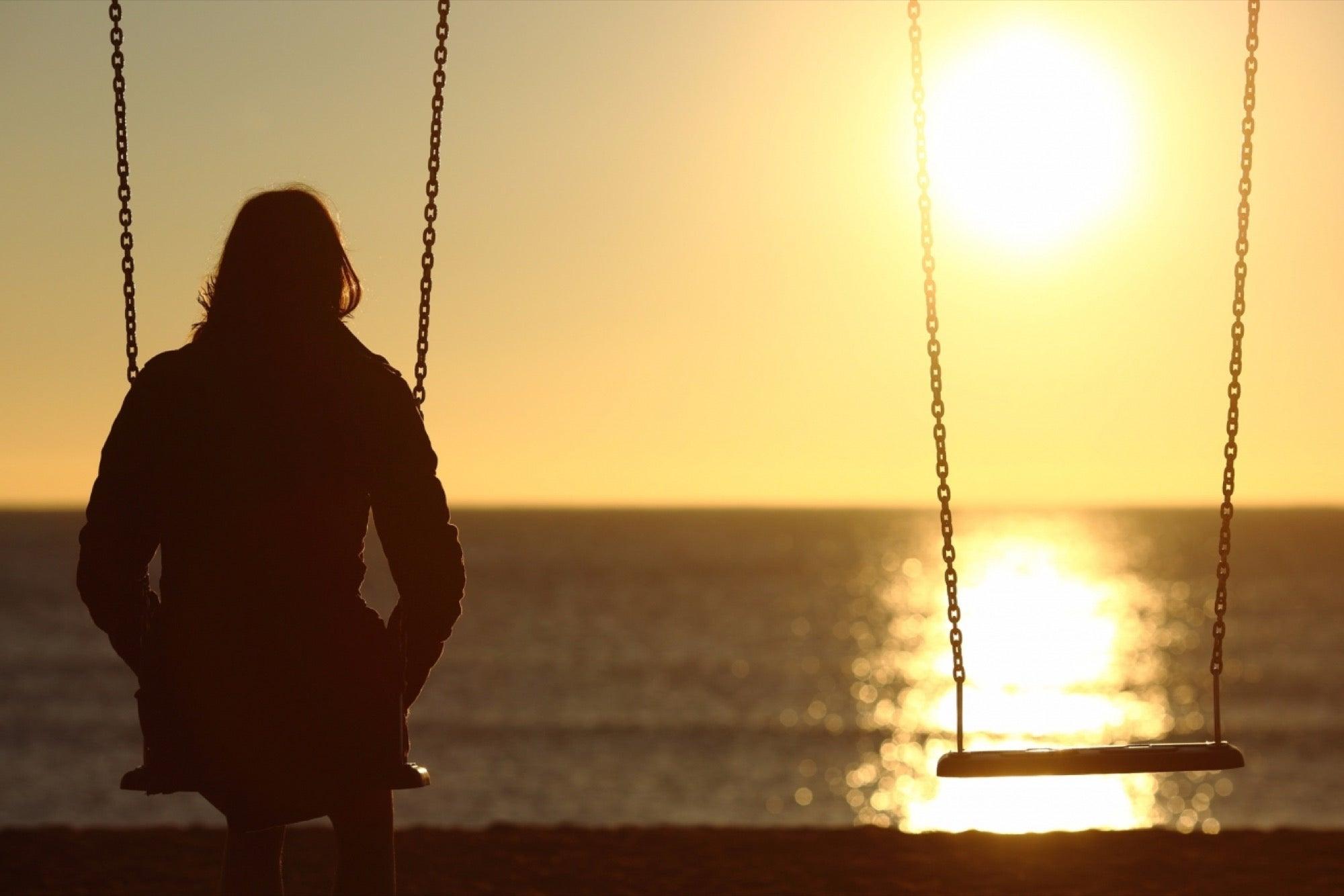 الخروج من الحزن والشعور بالراحة والامان