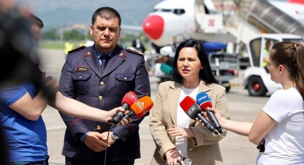 France repatriates 62 asylum seekers in Albania