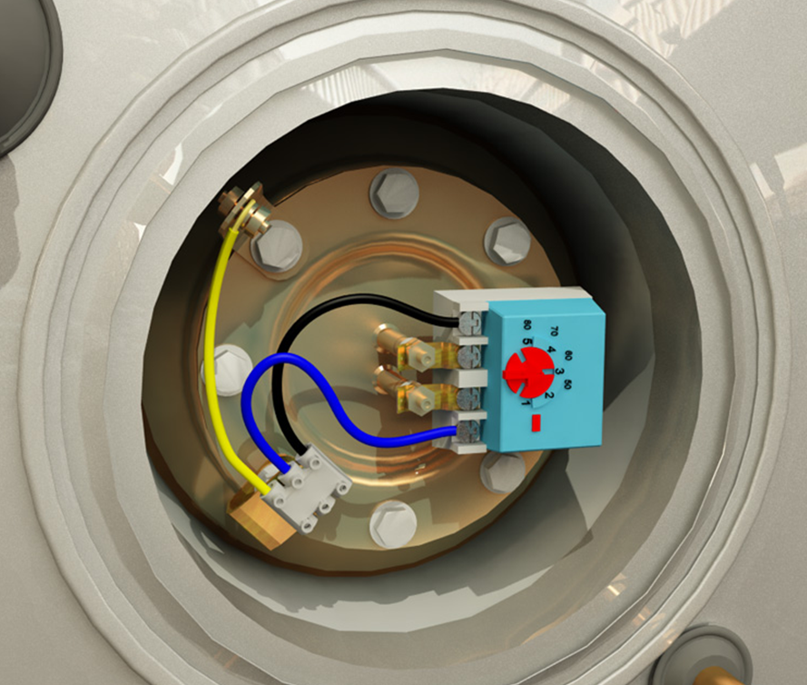 Πώς μπορώ να συνδέσω ένα θερμοσίφωνα