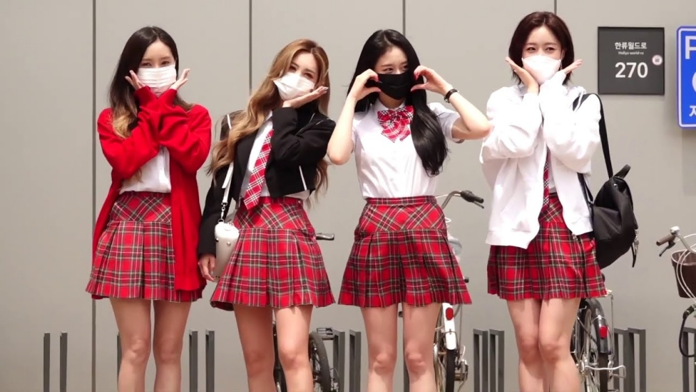 T-ara Members Reveal How They Secretly Date