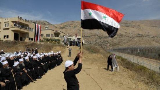 واشنطن تبدأ بتسجيل أبناء الجولان السوري المحتل المقييمين لديها كـإسرائيليي الأصل