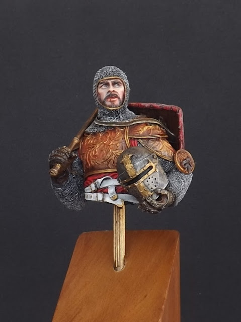 Italian Horseman - DG Miniatures 1/10 New_1_009