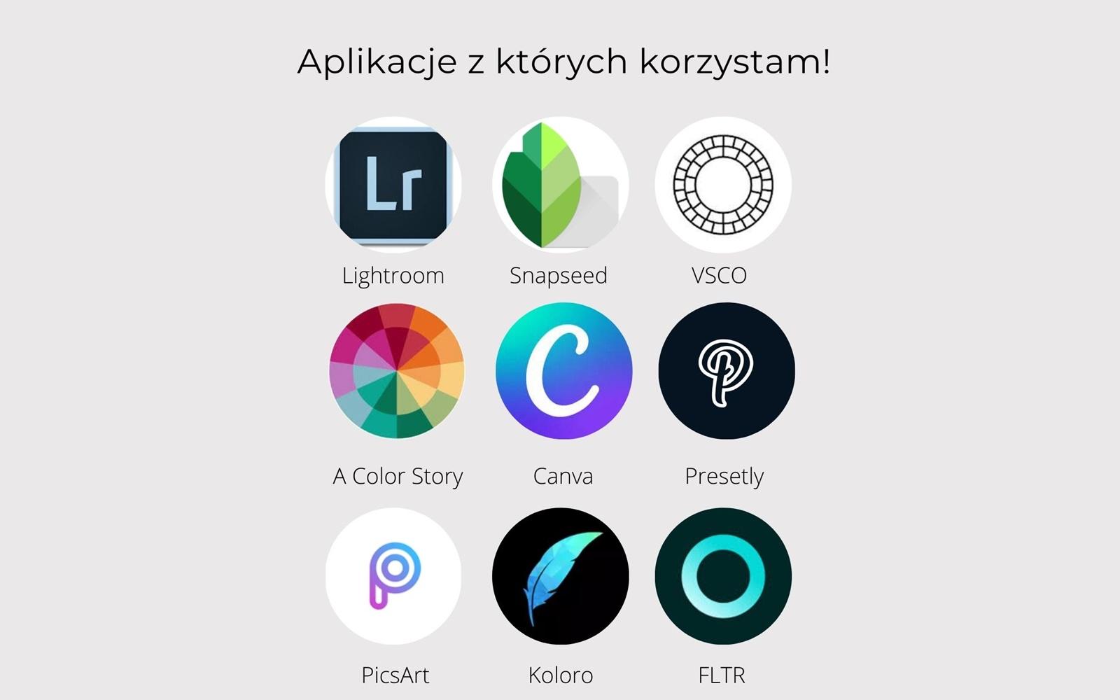 2 moje ulubione aplikacje do obróbki zdjęć na telefonie, jak obrabiać zdjęcia na instagram, jak zaplanować spójny profil na instagramie snapseed vsco lightroom a color story - jak obrabiac zdjecia na ig spojnie