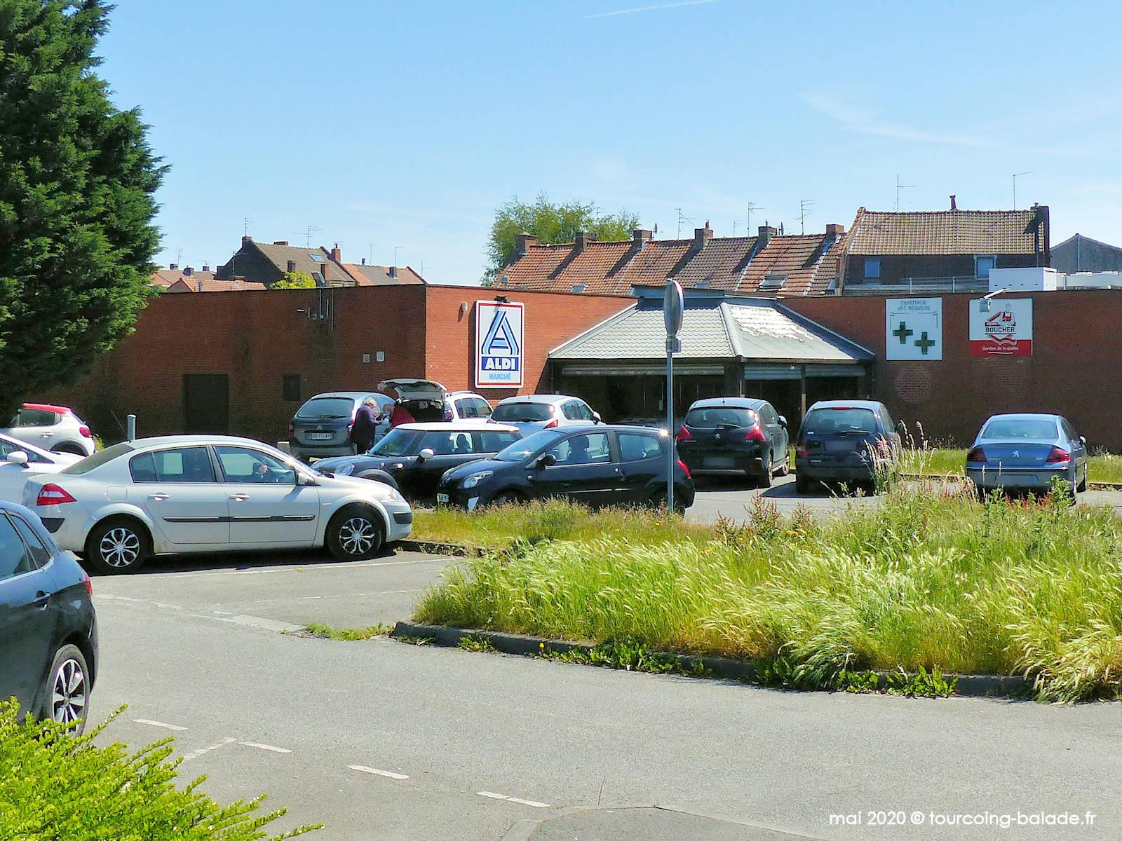 ALDI Blanc Seau, Tourcoing 2020