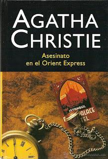 "Reseña: ""Asesinato en el Orient Express"" - Agatha Christie"