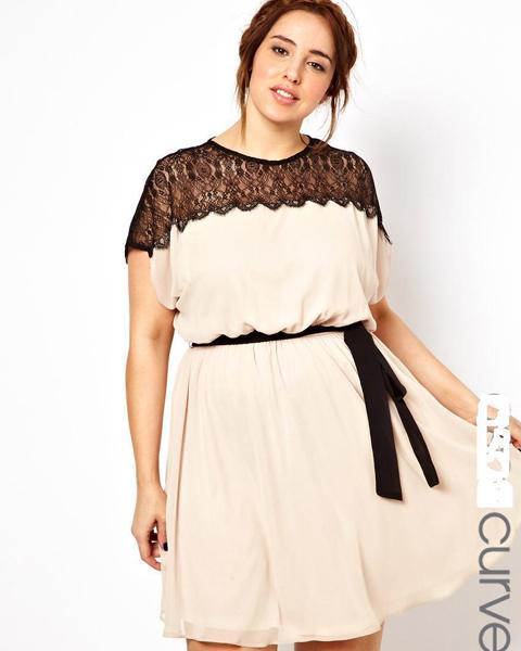model baju orang gemuk yang modis