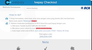 Cara Menambah Saldo Paypal Melalui ATM Bank Lokal