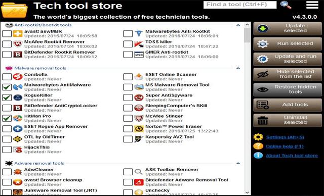 الكمبيوتر الويندوز 2018,2017 Tech+Tool+Store.