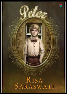 Novel Peter by Risa Saraswati