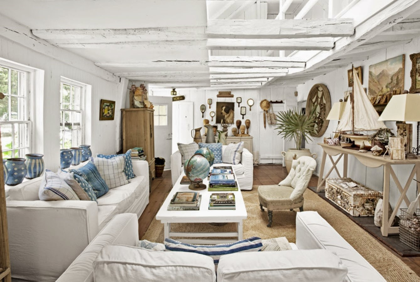 Home Priority: Marvelous Designs in Cottage Living Room