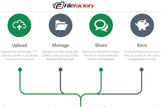 FileFactory - pago por descarga