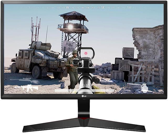 Monitor Terbaik Untuk Games 2020