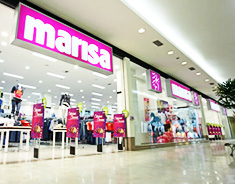 """A Marisa é uma sólida companhia, com uma marca forte e tradicional. O  slogan, """"De Mulher para Mulher"""", é facilmente reconhecido em qualquer  região do País. 3c4d314075"""