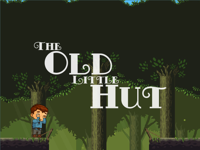 The Old Little Hut