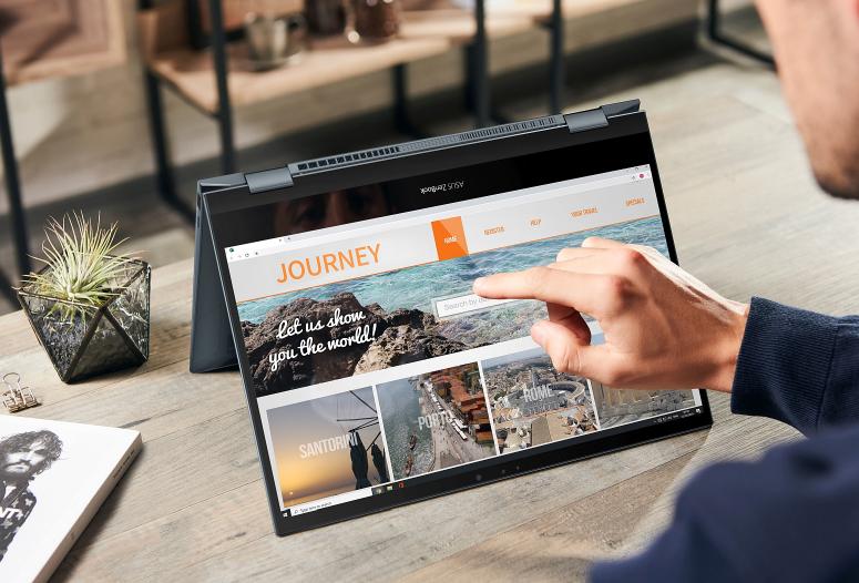 ASUS Announces ZenBook Flip 13 OLED (UX363)