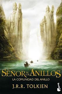 La comunidad del anillo   El señor de los anillos #1   J.R.R. Tolkien