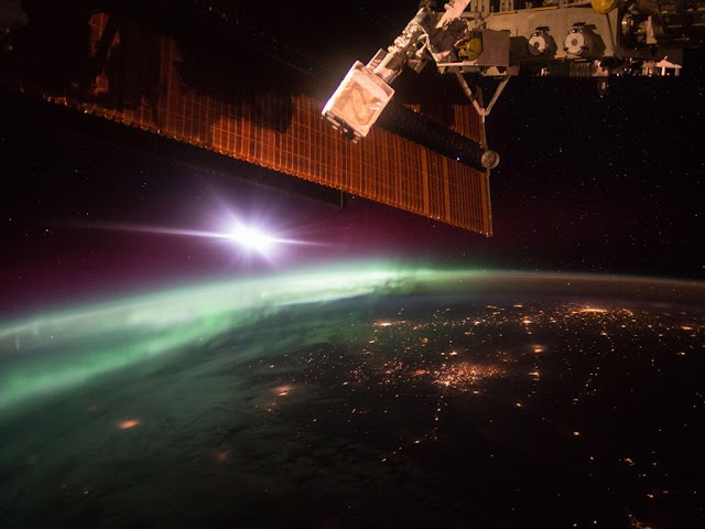 Looking at these photos, you will understand why the aurora is hunted