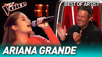 Would ARIANA GRANDE turn for these INCREDIBLE talents in The Voice