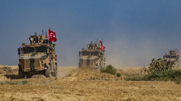 انقرة تعلن بدء العملية العسكرية التركية شرق الفرات