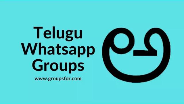 Telugu Whatsapp Groups