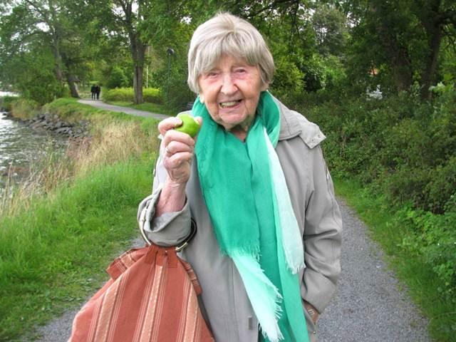 blogger tertua di dunia dagny carlsson