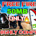Garena Free Fire game Highly Compressed