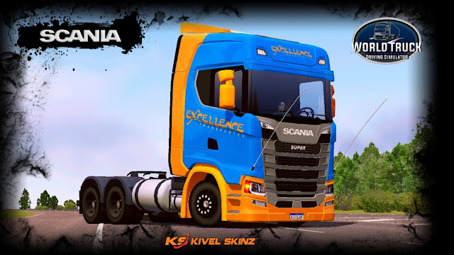 SCANIA S730 - EXCELLENCE TRANSPORTES