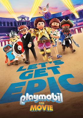 Playmobil The Movie 2019 DVD R1 NTSC Latino