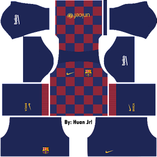 Kit DLS Barca 2020