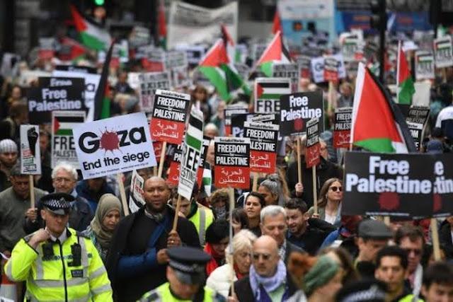 Uni Afrika dan Liga Arab Dukungan Kemerdekaan Palestina