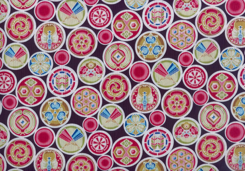 Amira Patel - Art and Design - Level 3: Japanese Pattern