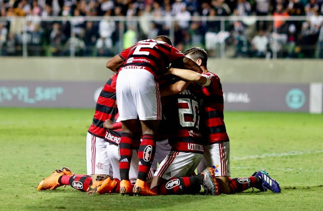 Flamengo 2018/19 Kit